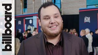 Luke Combs Talks 'Beautiful Crazy' Potential Record Breaking Success | ACM Awards Video