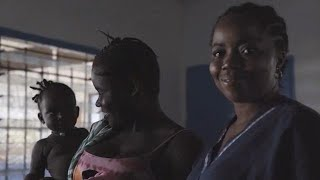Liberia: Safe Birth with Midwives