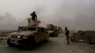 أخبار عربية - #القوات_العراقية تتقدم في مدينة #الموصل القديمة
