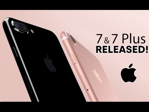 iPhone 7 & 7 Plus Released! Everything You Need To Know