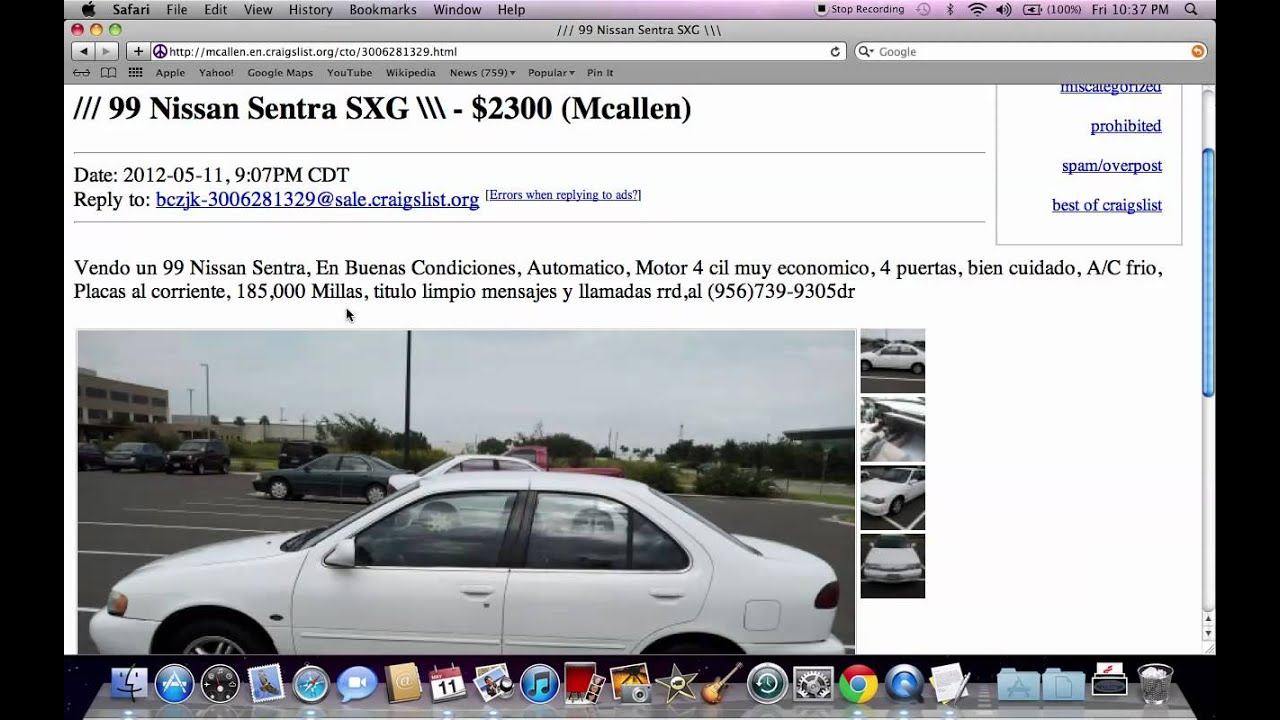 Craigslist Mcallen Tx Cars And Trucks - Best Car Update ...