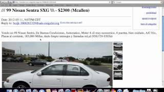 Craigslist in pharr texas