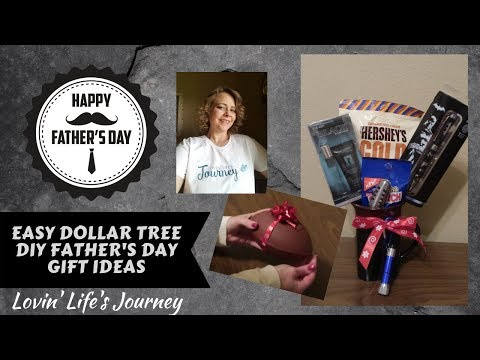 Easy Dollar Tree DIY Father's Day Gift Ideas On A Budget