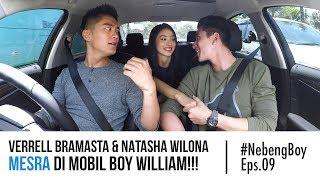 Verrell Bramasta & Natasha Wilona Mesra di Mobil Boy William!!! - #NebengBoy Eps. 09