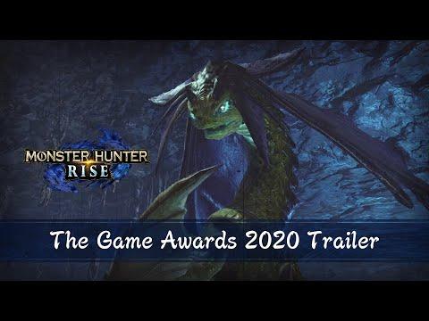 Monster Hunter Rise - The Game Awards 2020 Trailer