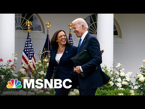 Biden, Harris Look To Show They're 'Not Forgetting About Voting Rights'
