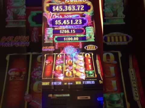 Luxor High Limit Slot Win