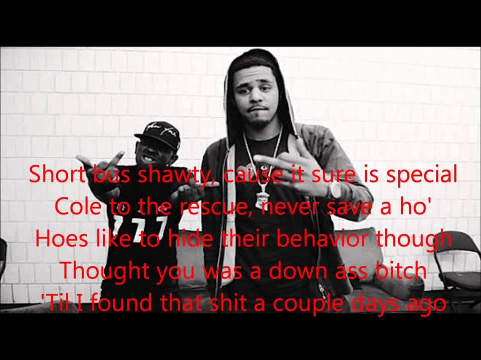 J Cole Tkoremix Verse Control Response Lyrics Youtube