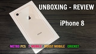 iPHONE 8 UNBOXING & FULL REVIEW + GIVEAWAY!
