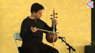 Music From the Land of Fire at the Smithsonian Folklife Festival ft.  Mugham Chahargah