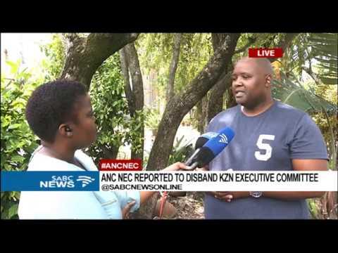 Mshengu reacts to the ANC NEC's decision to disband KZN PEC