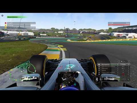 Iceland Racing   Brasilien   Duell Heidfeldsson vs  Blebbs + Grüße an Blebbs   F1 2017