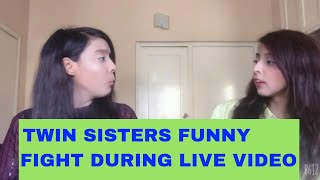 Viral Twin Sisters Funny Video in Coronavirus Quarantine, Twins Fighting Funny Vines, Afton Family