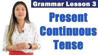 Download lagu Learn Present Continuous Tense | English Grammar Course