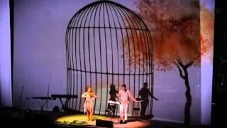 Lindsey Stirling, Song of the Caged Bird, Live, Berkeley Greek, August 2015, Electro-violin EDM