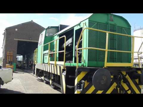 Thomas Hill Ltd  Vanguard Series  Locomotive N 294V