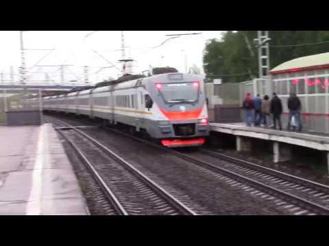 ЭП2Д-0044, платформа Весенняя