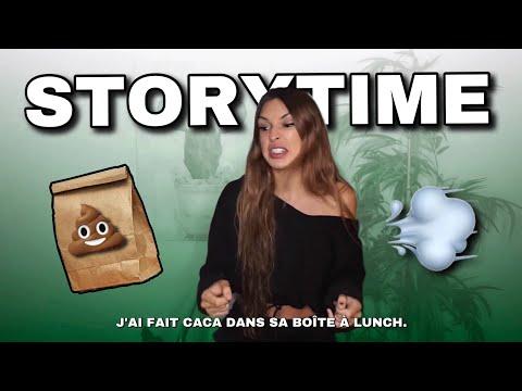 J'AI FAIT CACA DANS LA BOÎTE À LUNCH DE MON EX! - STORYTIME
