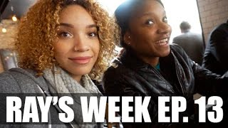 RAY'S WEEK| 13 - Twitter Drama, Grocery Delivery, Moving?