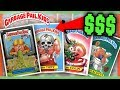 GARBAGE PAIL KIDS CARDS WORTH MONEY - MOST VALUABLE CARDS!!