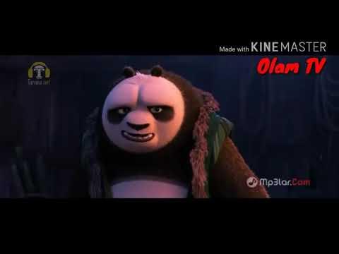 Multfilim Uzbek tilida Kung Fu Panda 3 (9-12)