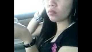 Download Video filipina riding in customers car MP3 3GP MP4