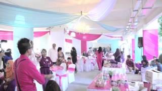 Halkhan Eiryanie Wedding - Joget Session