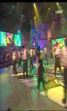 Coreografía Boggie wonderland. Gala FAMA 23mar08