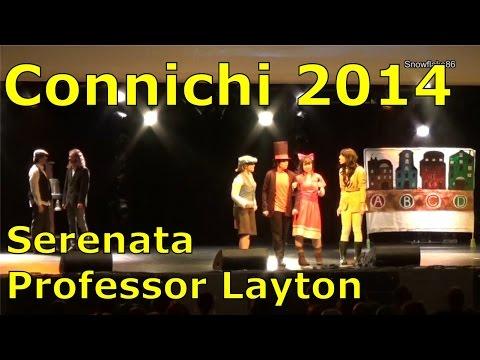 Connichi 2014 (2/6) Serenata - Professor Layton: Das Geheimnis von Anderwelt [Cut]
