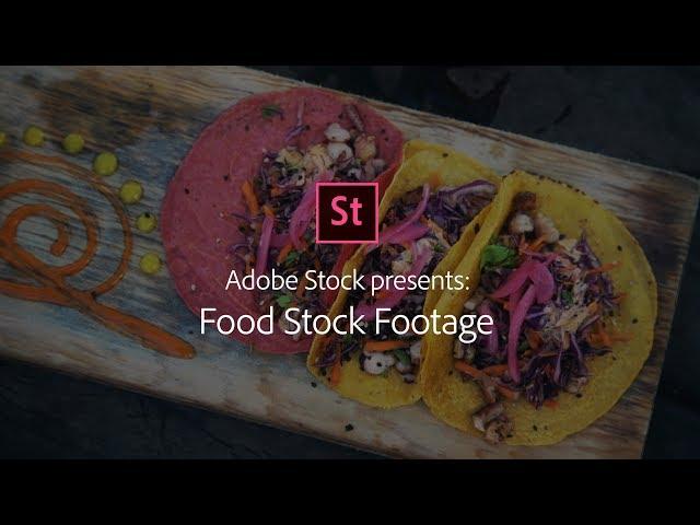 Yummy! Food Stock Footage from Adobe Stock   Adobe Creative Cloud
