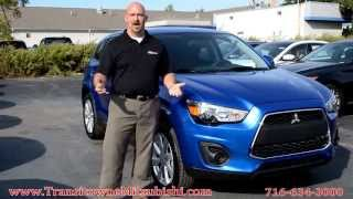 2015 Mitsubishi Outlander Sport ES Review Video Transitowne