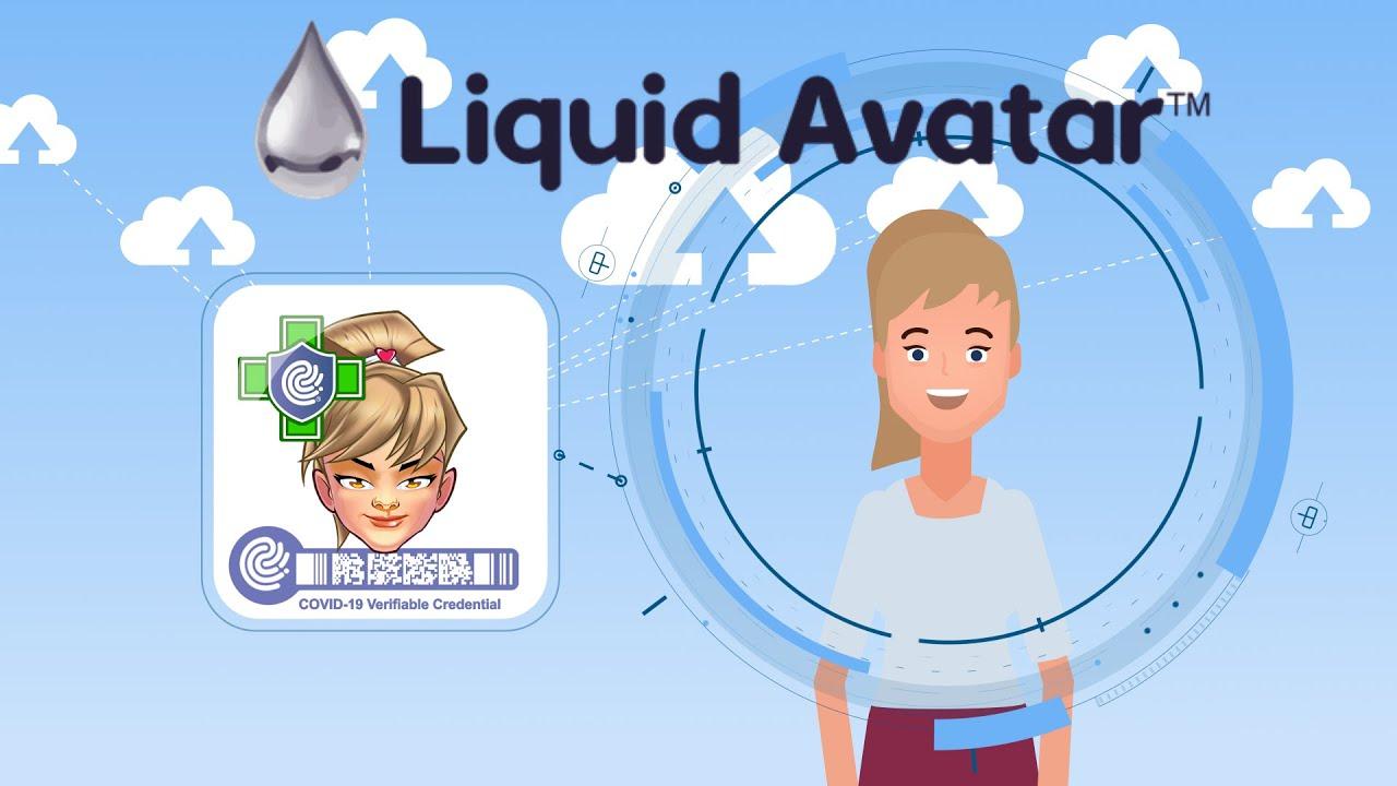 Liquid Avatar's Verifiable Identity Healthcare Credential