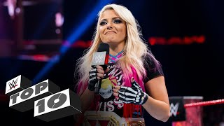 Superstars vs. What?!: WWE Top 10, Oct. 27, 2019