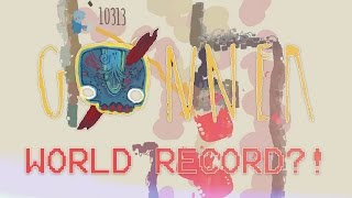 GoNNER WORLD RECORD?! - I want to be the very best! (GoNNER Game)