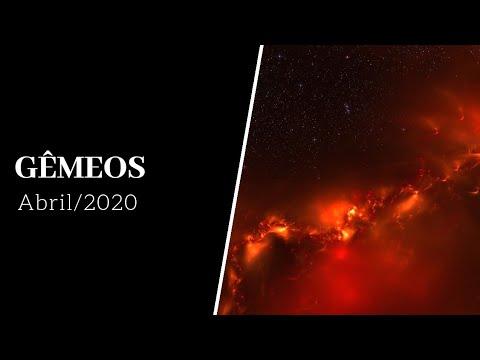 ❤️ Gêmeos: Pura Conexão De Alma!   Tarot Mensal (Abril/2020)