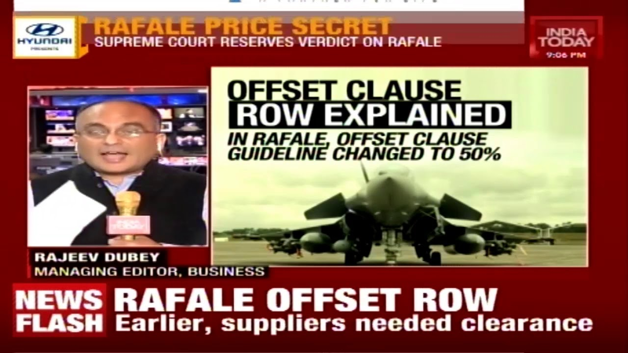 Supreme Court Reserves Order On Pleas Seeking Court-Monitored Probe Into Rafale Deal