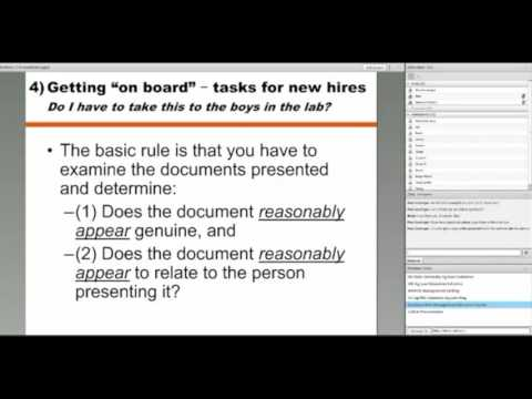 Human Resource Issues for the Farm & Ranch Part 2