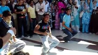 Gujrat University Annual Sports Day 2011.mp4