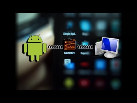 Stream Audio From PC to Android Via WiFi
