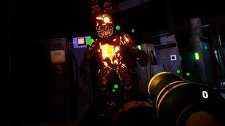 FOXYS PIRATE RIDES SECRET ANIMATRONIC LOCATION FOUND | Five Nights at Freddy's VR Curse of Dreadbear