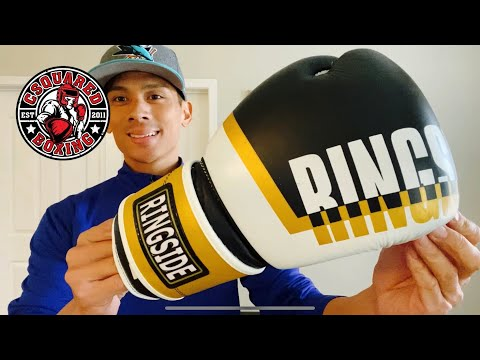 Ringside Omega Sparring Gloves REVIEW- RINGSIDE MISSED THE MARK!