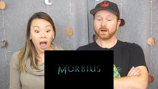 Morbius Official Trailer // Reaction & Review