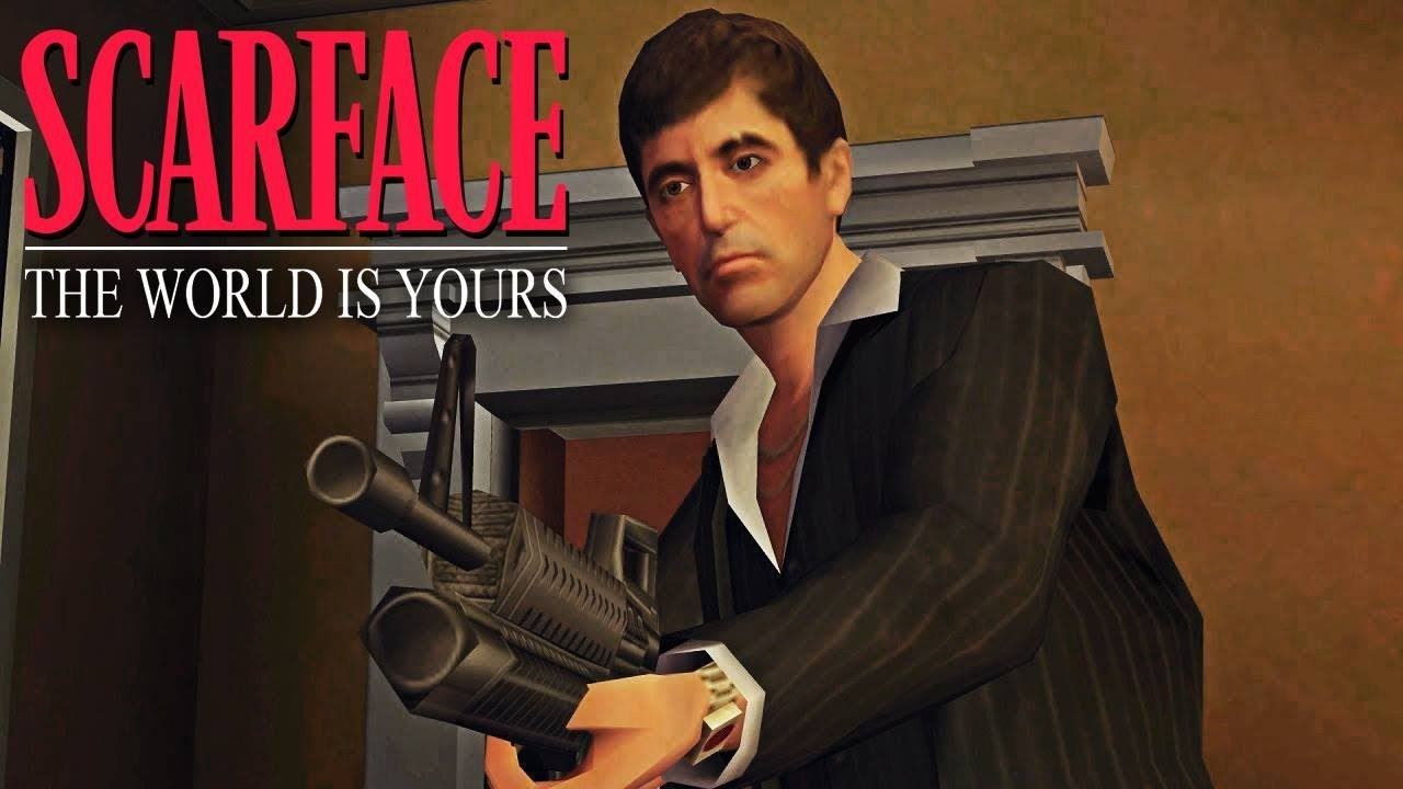 Scarface Full Hd Wallpaper Scarface The World Is Yours Mission 1 Mansion