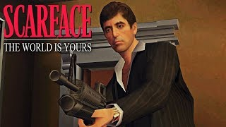 Scarface: The World Is Yours - Mission #1 - Mansion Shootout (1080p 60fps)