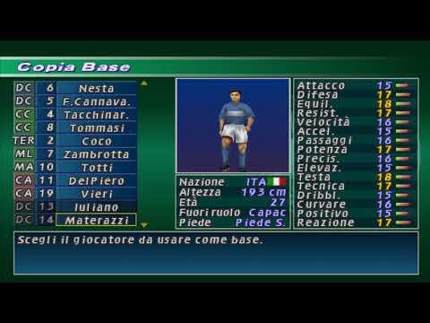 Italy - PES