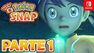 Vídeo New Pokémon Snap