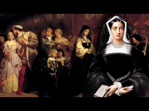 Catalina de Aragón, la reina de los ingleses.