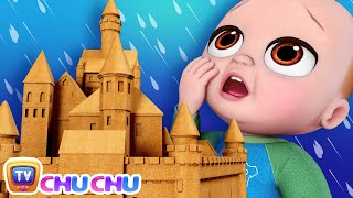The Beach Song - Rain Rain Go Away - ChuChu TV Nursery Rhymes & Kids Songs