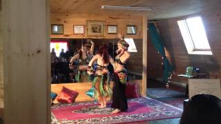 300 Violin Orchestra Belly Dance Duet