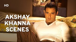 Akshaye Khanna Scenes from Triller Movie Naqaab | Bollywood Action Movie | Bobby Deol | Urvashi